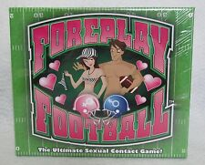Foreplay Football Board Game Ultimate Fan Gift Hot Sexy Fantasy League Gag NFL