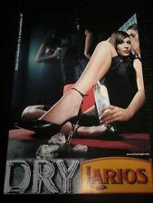 2003 - LARIOS - DRY GIN GINEBRA - AD PUBLICITE ANUNCIO - SPANISH - 1783