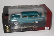 YATMING ROAD LEGENDS DIECAST METAL COLLECTION 1957 CHEVROLET NOMAD 1:43
