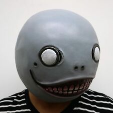 Cool Round Adult Latex Horror Neil Mechanical Mask Full Face Halloween Mask H141
