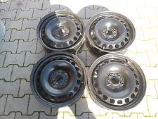 4 x Stahlfelgen 16 x 6,5 ET 42 LK 5 x 112 VW Passat 3C, Eos, Scirocco (c95)