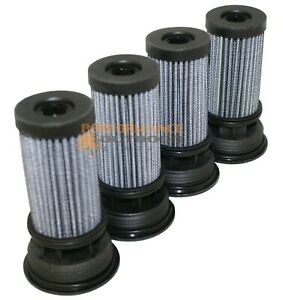 HYDRO FILTER, AFTERMARKET , REPLACES TORO 117-0390, EXMARK116-0164  PACK OF 4