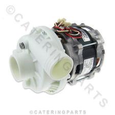 LGB zf400sx 60mm Aspirazione x 50mm OUTLET Lavaggio Pompa MOTOR dish-washer zf400 230 VOLT