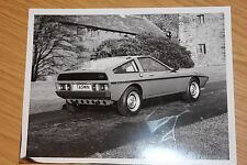 TVR Tasmin Press Photograph 215 by 165 mm