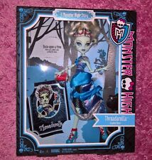 NEW Monster High Scary Tales Frankie Stein Doll Threadarella Exclusive