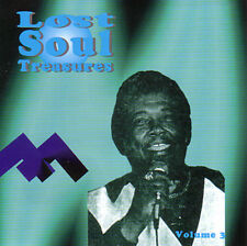 V.A. - LOST SOUL TREASURES Volume 3 - 27 Hits on CD