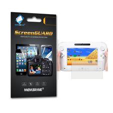 Nintendo Wii U Glossy Screen Protectors