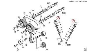 GENUINE ISUZU 8-94381905-0 SHIM-Valve Lifter/Adjuster (T3.28mm) 90-91 1.6L DOHC