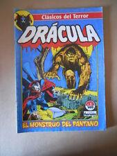 DRACULA Clasicos del Terror #5 1988 De Agostini -  [G322] BUONO