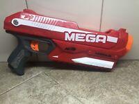 Magnus Nerf Gun N-Strike Elite Mega Blaster Pistol
