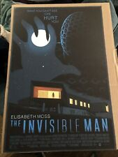 MONDO The Invisible Man Poster Print by Francesco Francavilla New In Hand 2020