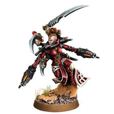 Wargame Exclusive - Space Elves Arahnide Exarch (Female)