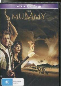 The Mummy (DVD, 2017)  Brendan Fraser, Rachel Weisz, John Hannah