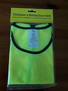 Childrens Reflective Vest (medium)