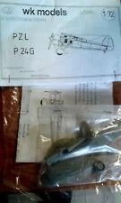 1:72 WKmodels aeromodell PZL-24G Resinbausatz extrem selten