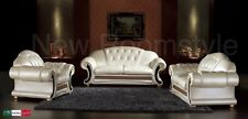 Venus Versace 3 + 1 + 1 Seater Sofa, Available in Cream or Black with Crystals