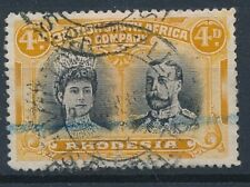 [9250] Rhodesia 1910 good stamp very fine used