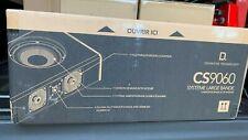 Definitive Technology CS-9060 High-Performance Black Center Channel Speaker