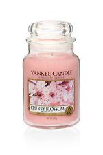 YANKEE CANDLE candela profumata giara grande Cherry Blossom durata 150 ore