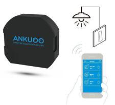 Wi-Fi WLan Modul Smart Home Lichtschalter Kontroller Adapter Funk Ankuoo CSW201