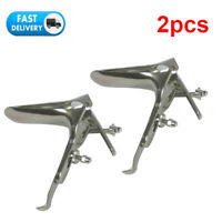 2pcs Graves Vaginal Speculum Large Gyno Surgical Instruments Vaginal Exam