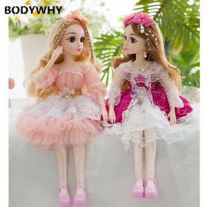 Doll Set 60cm Oversized Princess Simulation Foreign Variety Toy Gril Gift Set