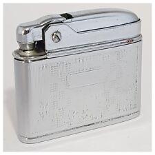 Briquet essence* MOSDA STREAMLINE chromé*vintage-Lighter-Feuerzeug-Accendino-打火机