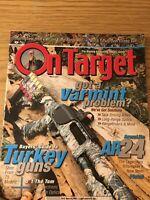 On Target  March 2007,  New Turkey Gun Field Tests, Turkey Optics, Turkey Gear