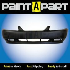 1999 2000 2001 Ford Mustang (Base) Front Bumper Cover (FO1000437) Painted