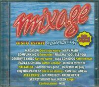 Mixage Disco Estate Compilation - Paola & Chiara/Destiny'S Child Cd Mint