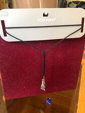 TOPMAN New Male Fashion Choker Necklace Metal Tasstle Mens Jewellery RRP £8.50