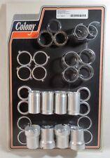 COLONY HARLEY UL Valve Spring Cover Kit ULH Sidevalves 1939-1948