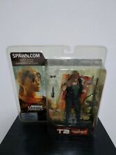 McFARLANE TERMINATOR 2 JUDGMENT DAY SARAH CONNOR  ACTION FIGURE 2002 ***RARO***