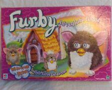 Furby Adventure Game Board Game 1999 Hasbro Milton Bradley gently used