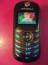 Motorola C139 Osmocom OsmocomBB with resoldered RX filters.
