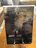 Anna Karenina  A musical drama based on Leo Tolstoy's Novel (DVD, 2006) NEW