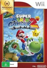 Super Mario Galaxy 2 Wii Game Nintendo in Stock From BRISBANE