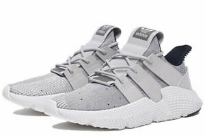 "Adidas Originals Prophere ""Gray One"" Grey One/Core Black B37182 Size 10.5 NWT"