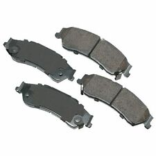 REAR BRAKE PADS for GMC ISUZU OLDSMOBILE JIMMY SONOMA HOMBRE BRAVADA