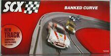 SCX Analog/Digital 1/32 Banked Curve Slot Car Racing Track Section B02510 - NEW!