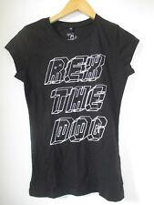 T SHIRT FEMME REX THE DOG TAILLE PETIT L L NEUF