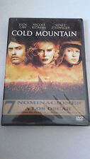 "DVD ""COLD MOUNTAIN"" COMO NUEVA JUDE LAW NICOLE KIDMAN RENEE ZELLWEGER"