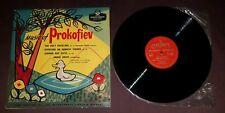Music of Prokofiev LP Ugly Duckling UK import London DTL 93084 exc w/ insert