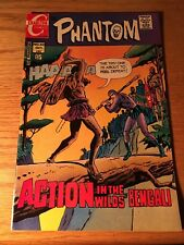 1970 THE PHANTOM #40 Charlton (Oct/70) Comic F/VF