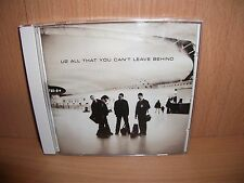 U2 - All That You Can't Leave Behind (2000)..CD..Acceptable Used..