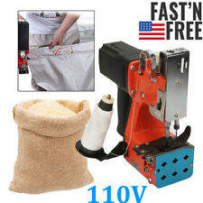 Handheld Electric Bags Sewing Machine Sealing Machines Portable 110V Sack Closer