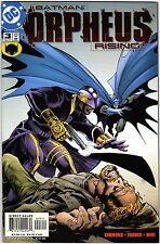 Batman Orpheus Rising 3 of 5 DC Comics USA 2001 Alex Simmons Dwayne Turner