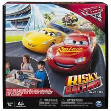 Disney Pixar Cars 3 Risky Raceway Board Game, Spin Master, Lightning McQueen