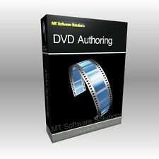 Avi WMV MPEG DivX MP4 a DVD Conversor & Burn Pro Software Profesional Ac