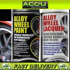 E-Tech Professional GREY Car Alloy Wheel Spray Paint Lacquer Refurbishment Deal